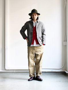 Asian Men Fashion, Japan Fashion, Mens Fashion, Japanese Streetwear, Mens Trends, Japanese Outfits, Fashion Books, Fashion Lookbook, Menswear