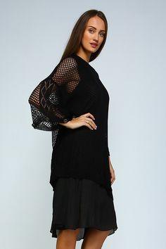 Selfie Couture > Dresses > #T10313 BLACK − LAShowroom.com