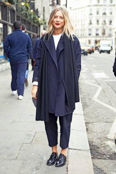 Tendance Chaussures 2017/ 2018 : Street Chic: London