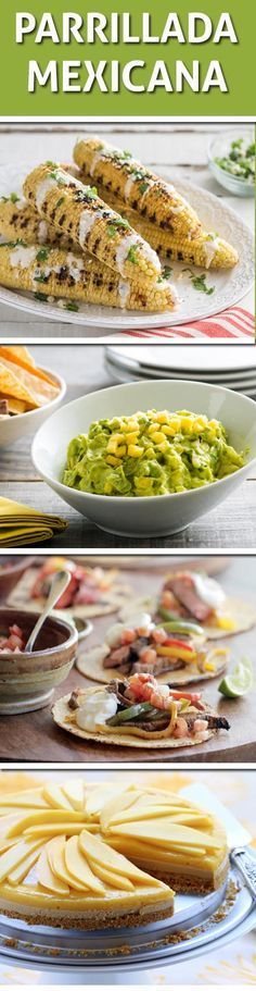 ¿Quieres sorprender a tu familia este fin de semana? Prepara una parrillada en tu hogar con estas recetas que toman menos de 30 minutos. ¡A comer se ha dicho!
