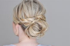 15 of the Best Braids for Your Bridesmaids via Brit + Co.