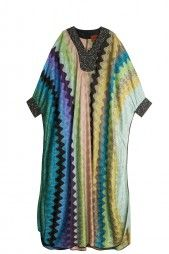 Embellished Lurex Kaftan by MISSONI. Available in-store and on Boutique1.com