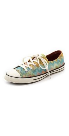 46291dbc956b Converse Chuck Taylor All Star Missoni Sneakers