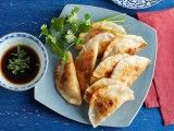 Cooking Channel serves up this Prawn and Chive Potstickers recipe from Ching-He Huang plus many other recipes at CookingChannelTV.com