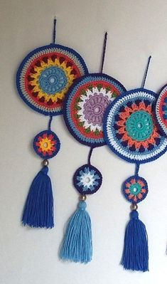 tpys wallpaper and The Most Beautiful Pictures at Pinteres It is one of the best… - Crochet Mode Crochet, Crochet Home, Crochet Crafts, Yarn Crafts, Crochet Projects, Knit Crochet, Motif Mandala Crochet, Crochet Circles, Crochet Doilies