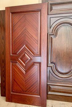 Modern Wooden Doors, Wooden Main Door Design, Wood Doors, Best Door Designs, Door Design Interior, Bedroom Doors, Design Bedroom, Ceiling Design, Home Decor