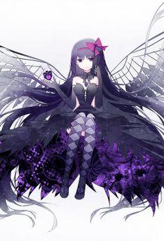 Homura Akemi devil form
