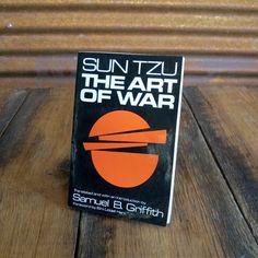 Sun Tzu's The Art of War Paperback Book Classic by MabelStudios, $7.25