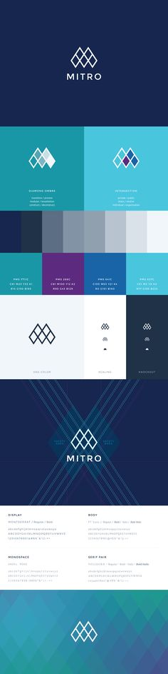 Mitro Branding & Product Design on Behance