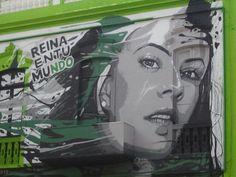 Las palmas de gran canaria street art