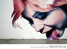 street  This is Art, not Mine nor yours, but It deserves to be seen...by everyone...Share it...
