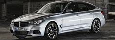 BMW Serie 3 GT em Genebra