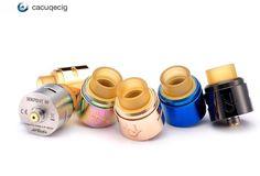 Cacuqecig.com @TopRankRepost #TopRankRepost Happy Friday #vapefam  Which color you like best ? #wotofo #SerpentBFRDA