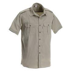 Buffalo Short Sleeve Shirt – Ruggedwear