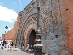 Tem lugares que te ensinam muito, só pela história que carregam no povo, na cultura e nas construções. #TBT #Marrakesh #2014