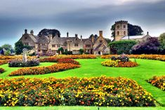 Buckland Manor, Cotswolds, England