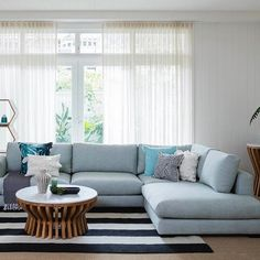 Saturday night done right with our new arrival Maxwell sofa. The ultimate lounging sofa, Maxwell is stylish and spacious. This two piece modular sofa sits low for a contemporary feel and its wide, ultra-soft cushions make you feel like you're sitting on a cloud. Available in left or right hand facing chaise #ozdesignfurniture #living #homeinspo #interiordesign #styling #newarrival #moderncoast #design #L4L #furniture #instafollow #tagforlikes
