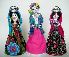 All sizes | Catrinas de papel mache | Flickr - Photo Sharing!