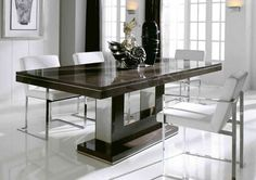 Modern kitchen tables modern dining table chairs large size of decorating modern kitchen table chairs small . Contemporary Dining Room Furniture, Contemporary Dining Room Sets, Modern Contemporary, Modern Kids, Modern Room, Modern Furniture, Kitchen Table Chairs, Modern Dining Room Tables, Dining Rooms