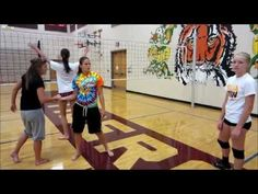 Stuff Volleyball Girls Say. Seriously watch this Shania its freaking funny