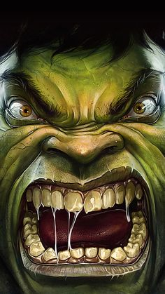 #Hulk #Fan #Art. (The Incredible Hulk) By: Unknown (THE * 5 * STÅR * ÅWARD * OF: * AW YEAH, IT'S MAJOR ÅWESOMENESS!!!™)[THANK Ü 4 PINNING<·><]<©>