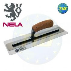 "NELA PlasticFLEX Trowels Available in 11"" 14"" 16"" & 18"" with BiKo Cork Grip Handles"