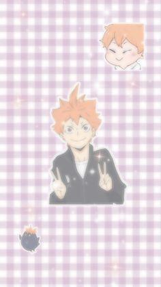 Hinata shoyo wallpaper!