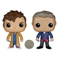 POP Doctor Who Vinyl Figures - 10th Doctor