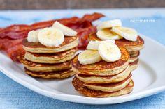 Paleofit - Banaan pannenkoekjes ! lekker voor ontbijt