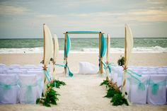 Sand Petal Wedding - Romantic Beach Weddings and Vow Renewal Ceremonies - Offering Romantic and Intimate Beach-Front Ceremonies.