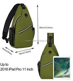 Hippie Shoulder Sling Bag (3) Shoulder Sling, Sling Backpack, Leather Bag, Backpacks, Canvas, Bags, Tela, Handbags, Backpack