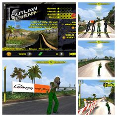 Happy St Patrick's Day!  May you have all the luck of the Irish and fare better in the OUTLAW event than this poor soul...  #longboard #downhill #xtreme #extreme #dhx #brazil #stpatrick #skateboard #race #win #game #video #mobile #ios #android #amazon