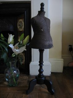 Vintage Antique Stockman French Mannequin - Baby c1890