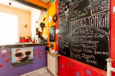 Instant Groove! Party hostel in Budapest. A hostel located just above Instant Ruin Pub so a great place to party and close to the action.
