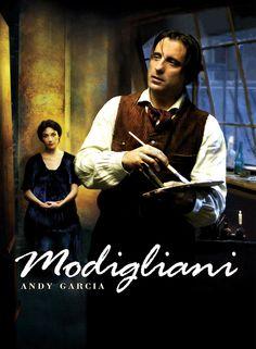 Affiche Modigliani