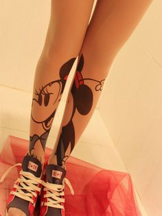 Mickey Stockings