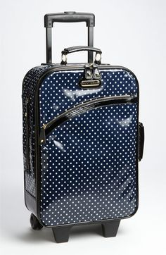 Betsey Johnson Wheeled Carry-On available at Nordstrom