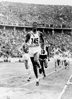 Jesse Owens is still the most famous name from the 1936 Olympics in Nazi-controlled Berlin. But a new documentary highlights 17 other African-American athletes who also made their mark.