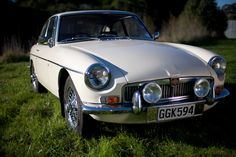 1970 MGB GT - A rare automatic perfect for that carefree road trip! www.hooters-hire.co.nz
