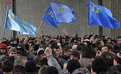 Krymští Tataři žalují Rusko u Evropského soudu pro lidská práva