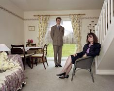90s interiors - Martin Parr book sign of the times