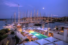 Yacht Club Costa Smeralda | 2K Team Racing