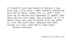 grey's anatomy quotes -