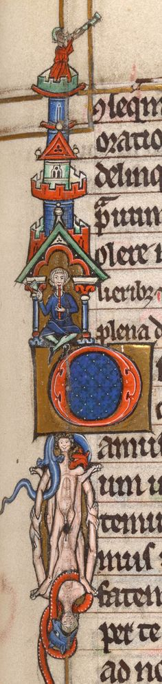 Psalter-Hours of Guiluys de Boisleux | France, Arras |  after 1246 | The Morgan Library & Museum