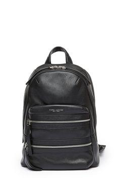 dde69813efbb MARC JACOBS Biker Large Leather Backpack.  marcjacobs  bags  leather   backpacks