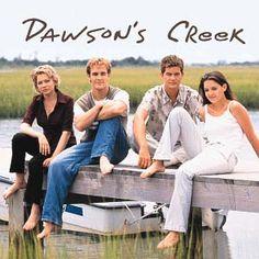 TELEVISION PICTURE CHALLENGE #24: Favorite Drama- Dawson's Creek (HM to Grey's Anatomy- toughest decision for sure!) - Dawson Crece