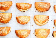 Borekitas Recipe (These Turkish borekitas are easy-to-make snacks that put equal emphasis on pastry and cheese. A staple in the eastern Mediterranean.)