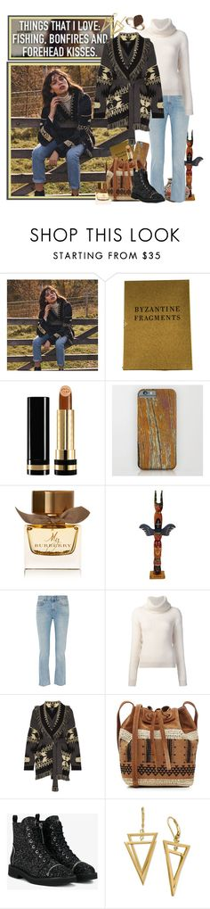 """""""Finally Friday!"""" by cupcakecouturegirls ❤ liked on Polyvore featuring Burberry, Steidl, Gucci, Maiyet, Alanui, Vanessa Bruno, Giuseppe Zanotti and H.Azeem"""