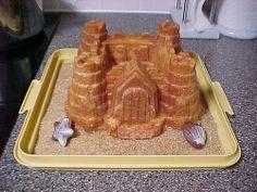 Sand Castle Cake | Flickr - Photo Sharing!