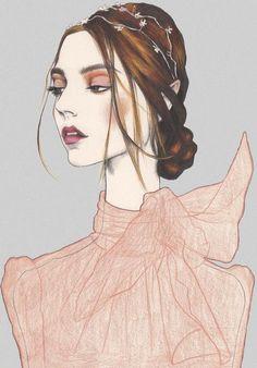 Pippa Mc Manus - Fashion art